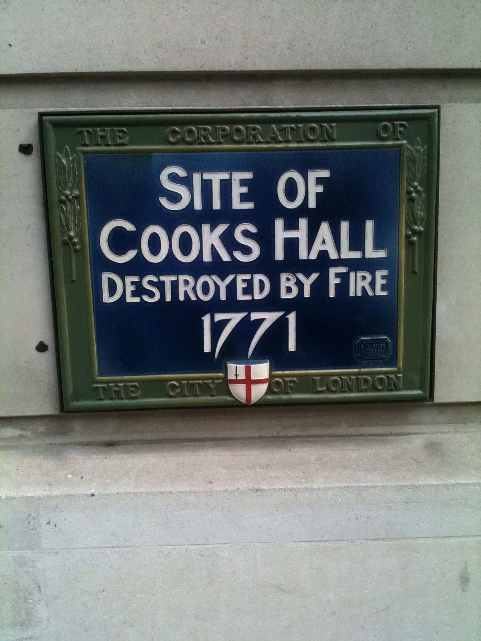 Cook's Hall